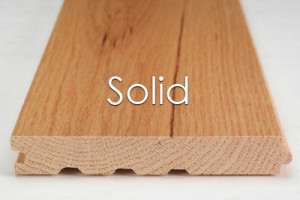 Solid Wood Plank